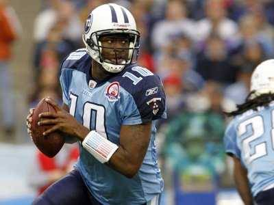Former NFL Player Lost $26 Million In 6 Years, May Now Be Broke According to an Associated Press story, NFL quarterback Vince Young is nearly out of money despite signing a rookie contract in 2006 that was worth a guaranteed $26 million. Young, who most recently played for the Buffalo Bills in the preseason before being cut, is mired in a legal battle over who is responsible for his financial woes (via Chron.com). Young is suing his former agent and a financial planner, accusing them of misappropriating $5.5 million, through the use of forged signatures and impersonating Young. The two dispute the claim, alleging that Young was reckless with his money, and that Young's uncle, who served as his business manager, approved all the financial moves. No matter who is to blame, it is a sad fall in a very short period of time. Six years after winning the National Championship at Texas, and being the third pick of the draft, Young is out of football and seemingly out of money. Then again, it is hard to feel sorry for a guy that once tried to use a credit card to get 8,000 $1 bills to use in a strip club. SOURCE: Business Insider