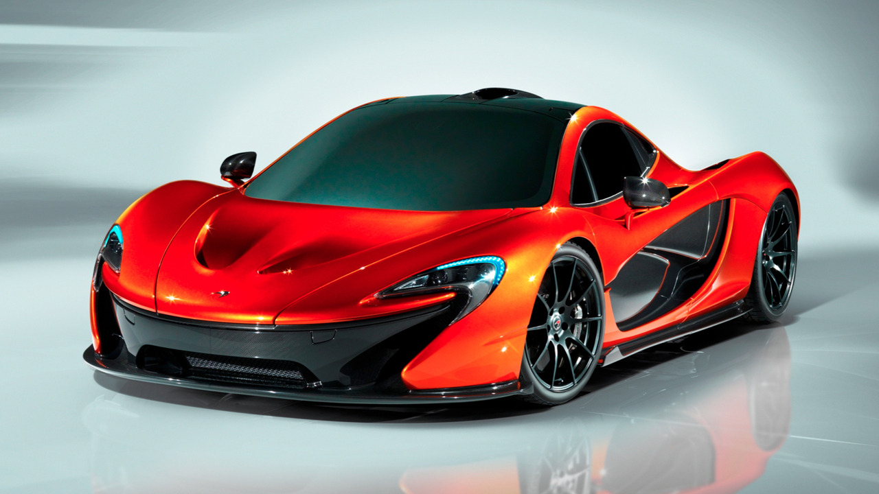 McLaren P1. I mean, come on! Is this the most fantastic supercar or what!