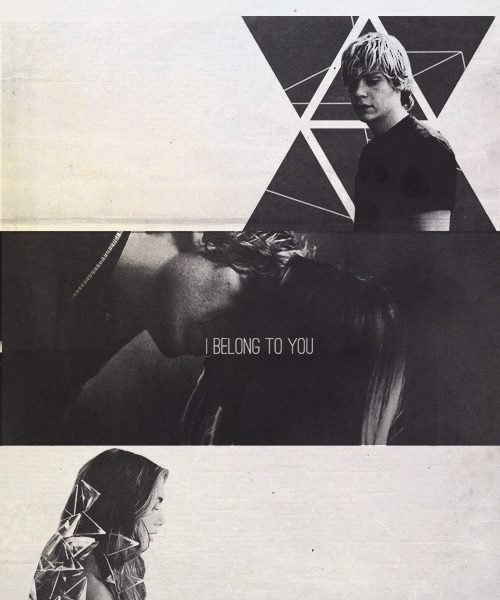 """You asked me who I belong to,"" he whispered. ""I belong to you."""