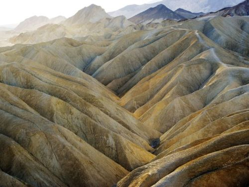 ZABRISKIE  POINT ,  DEATH VALLEY                                                                                                                      PHOTOGRAPHY  BY  MICHAEL  MELFORD.