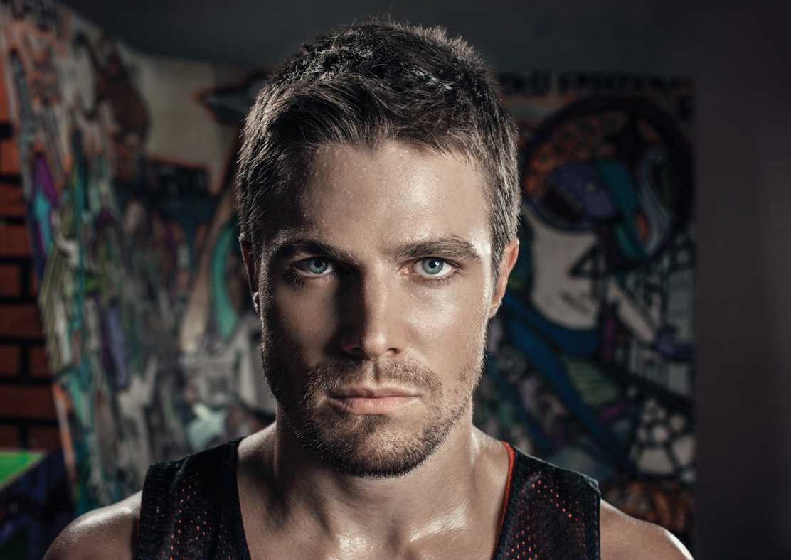 tylersashtray:  Stephen Amell for Emmy Magazine