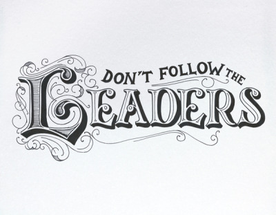explore-blog:  Bob Dylan + hand-lettering = win Best thing since Lisa Congdon's 365 Days of Hand-Lettering