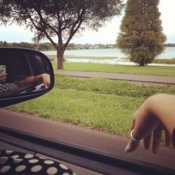 ceremoniials:  I love my college town #lakeland (Taken with Instagram)  I miss you lakeland