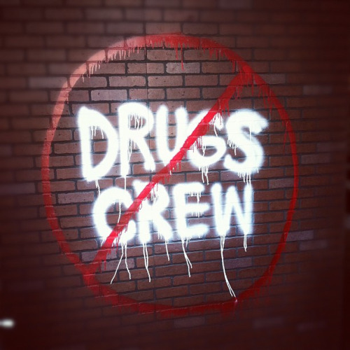 D. R. U. G. S. Crew Art Show!!!! by SLEEPNER on Flickr.