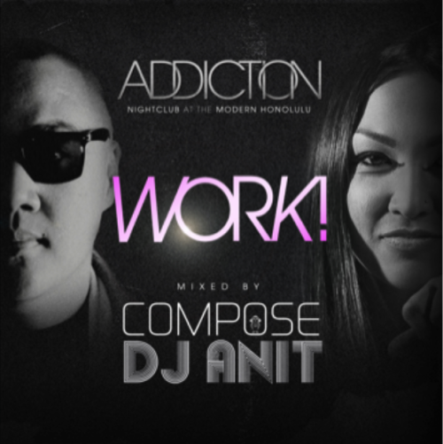WORK! Dope new mix by my girl DJ Anit and Compose! Trust me, you'll be body-rolling at work, in the car, while eating McDonalds and in your sleep. Download it here and read the awesome blog by Contrast Mag here.