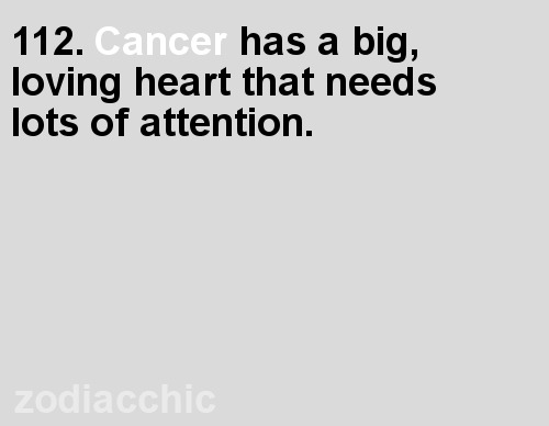 zodiacchic:  Take a look at your horoscope for today, Cancer. Click here!