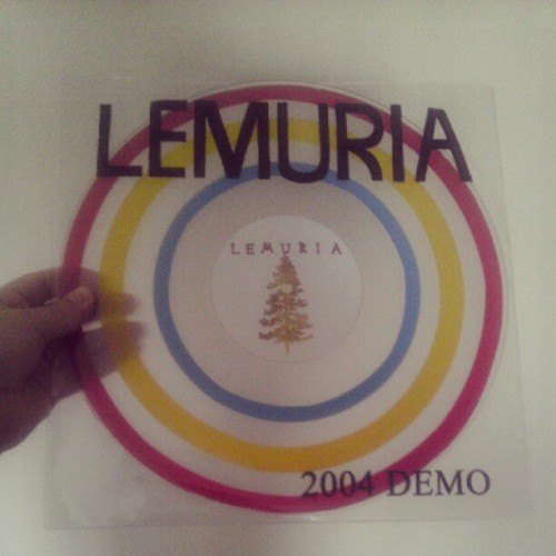 Got this in the mail today. Thanks @lemuriapop (Taken with Instagram)