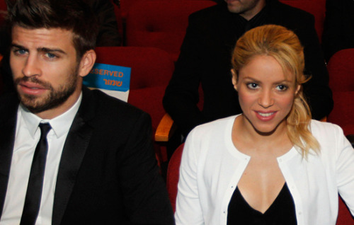 Pique and Shakira confirm: baby on board!