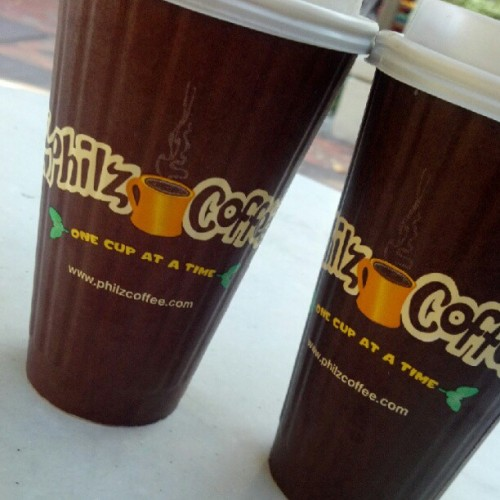 Coffee date. :) #MyFifty #philz #mintmojito  (Taken with Instagram)