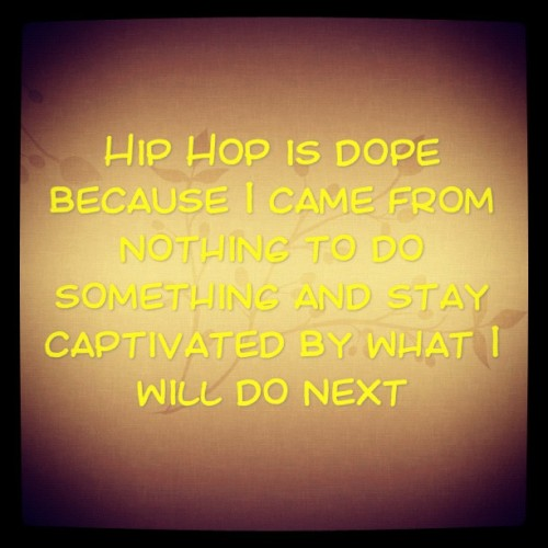 #hiphop #rap #artofrap  (Taken with Instagram)
