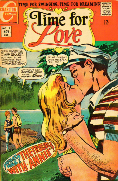 Time For Love - No. 7 - November, 1968 (1003 x 1536)