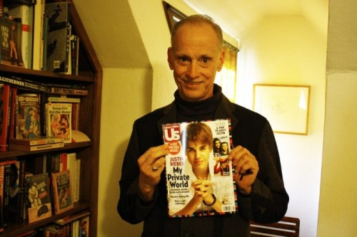 "modcloth:  Director John Waters is Rookie's favorite uncle. He once said ""Life is nothing if you're not obsessed."" We couldn't agree more. -Guest Editor from Rookie, Beauty and Style Advice Columnist Marie Lodi"