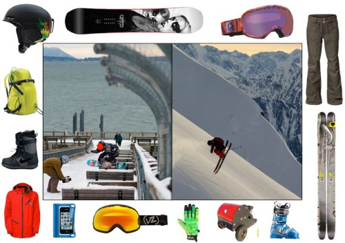 Ski and snowboard season is rapidly approaching and your gear closet needs updating. Take some advice from the pros on what gear to get for this winter -> http://es.pn/QmtUYo
