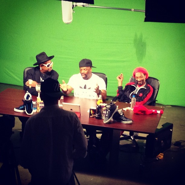 #GGN #SnoopLion #Pimpin  (Taken with Instagram)