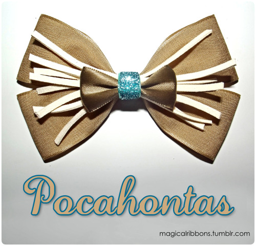 Magical Ribbons - Pocahontas