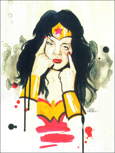 herochan:  Very Wonder Woman  Created by Lora Zombie (via:kayfabe)