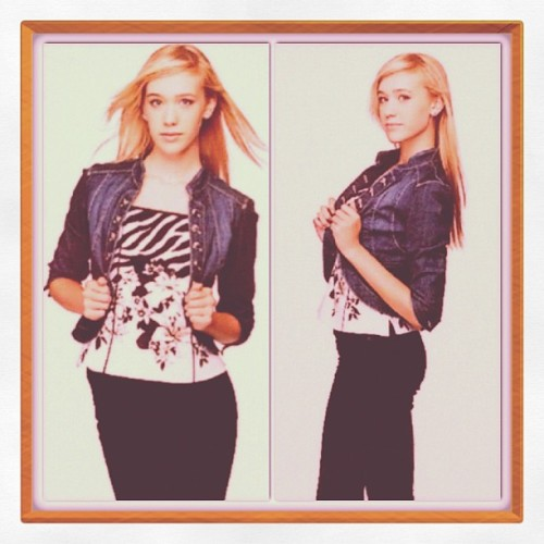 Two of my favorites from the shoot(: #modelstatus (Taken with Instagram)