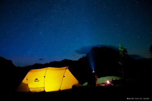 panemorwell:  A Backpacker's Portrait (by mj.foto) Outdoor Sporting Goods