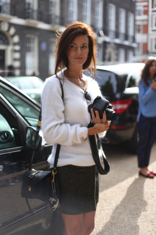 kendaatlarge:  london fashion by paul: street muses…lfw…@unique spring/summer 2013…hedvig opshaug