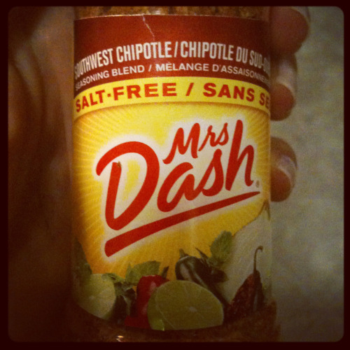 Mrs. Dash is the easiest seasoning to use if you're short on time or not much of a cook. I sometimes use it to add flavour to chicken or ground meats. I've never tried this one though! Excited!!