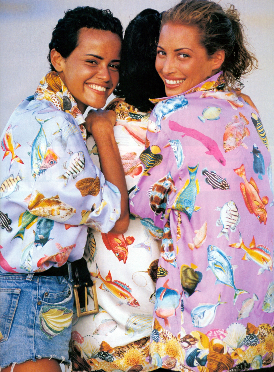 "Vogue US, June 1992 ""Under the Sea"""