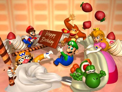 elementz124:  Mario Party  *found in Google*