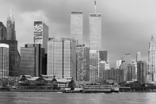 (via New York Skyline with World Trade Center / NEW YORK PHOTOGRAPHY)