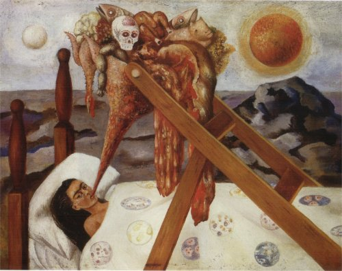 Frida Kahlo - Without Hope (1945)