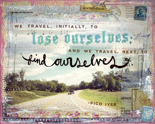 kyesy:  Lose Ourselves. Find Ourselves.