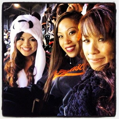 The Giants won!!! ⚾🎉 @uh_lay_na  (Taken with Instagram)