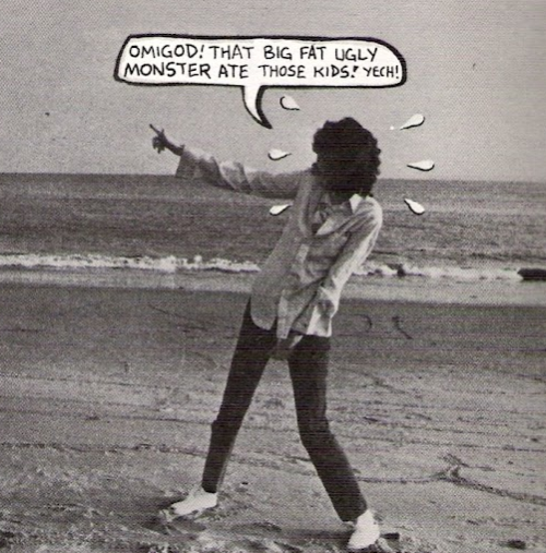 "because i was searching ""joey ramone at the beach"""