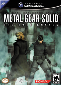 Title: Metal Gear Solid: The Twin Snakes (2004) Synopsis: When a terrorist organization takes over a secret military facility in Alaska, one man is called in to do the job. His codename: Snake Plisske-I MEAN Solid Snake. Why you should like it: Everyone's familiar with the Metal Gear Franchise. This game is an enhanced remake of the original MGS game for the Playstation. Arguably better than its original form, the game benefits from having a control scheme similar to its sequel and updated graphics. It also features more stylized cutscenes to feel more like an action movie. Availability: Gamecube disc. (Good luck finding it, it's FUCKING EXPENSIVE)