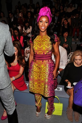 S/O @JuneAmbrose always looking better than the models