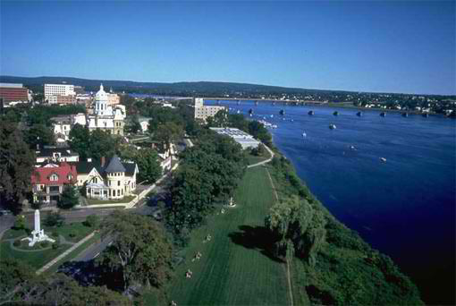 Fredericton on my mind. Fredericton calls!