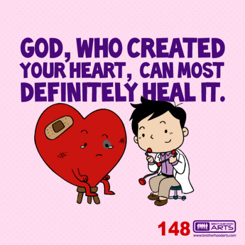 "[CheUn] 148: Ahmad says ""God, who created your heart, can most definitely heal it"" Get 5% DISCOUNT of any items on deenify.com when you share/reblog/retweet this post. Obtain your coupon by submitting your details here : http://bit.ly/coupon-redeem"