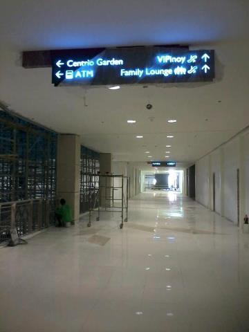 Centrio - Ayala Mall  Picture Courtesy of Paul Ferolino through Mike Sivintin