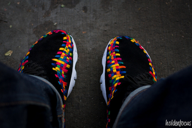 nike footscape chukka woven prm on Flickr.