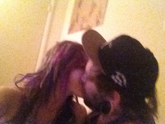 so wanna know a secret? I took my first kissing picture tonight C: