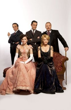 #MurdochMysteries Cast Photo