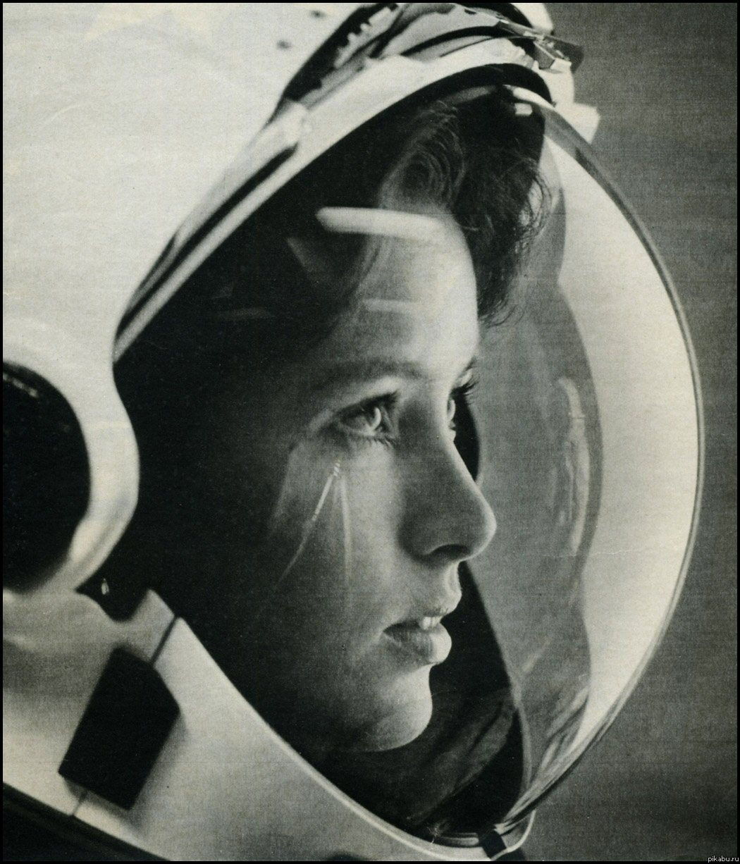 Dr. Anna Fisher, an American chemist and a NASA Astronaut. She graduated from UCLA with a BS in Chemistry in 1971, an MD (specializing in emergency medicine) in 1976, and eventually an MS in Chemistry in 1987. She was in the first class of women selected to go into space in 1978. Dr. Fisher's flight into space (on the Discovery) launched on November 8, 1984, a little over a year after the birth of her first child. She was the first mother to fly into space, and the crew's flight patch was designed with six stars: Five representing each of the crew members, and one star for her daughter. She also kept a picture of her baby girl on her shuttle locker while she was in space, and later gifted each of her girls part of the necklace she wore on the flight.