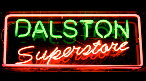 We've been featured on Dalston Superstore's website, Yay!Check out our Top 5 and we are playing at the DSS next Wednesday