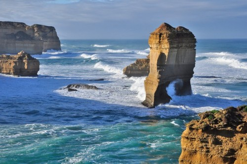 the twelve apostles, queensland.                                                                                                                                                                                      photography by marlon delai