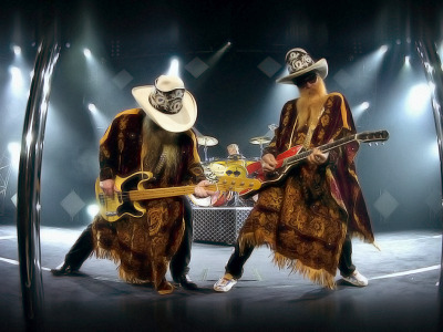 This might actually happen for me… 20. See ZZ Top live!