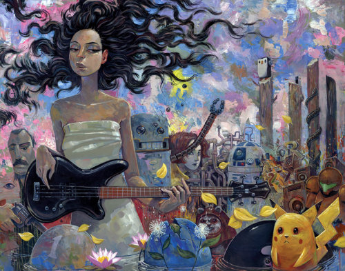 urhajos:  Spring Eternal by `jasinski