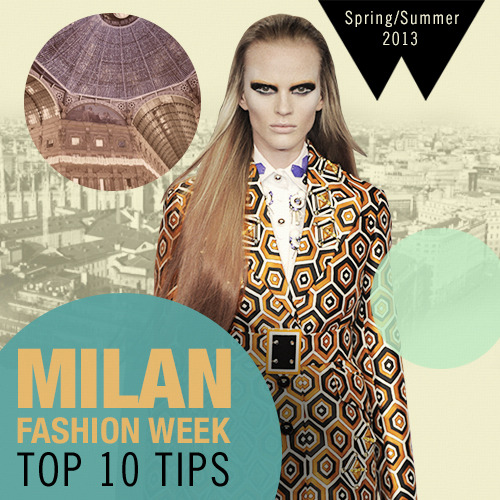 With it all go in Milan for fashion week, we thought you might like to hear our quick guide to the best things to eat, see and do. We're indulging in everything from burgers to Picasso, with a spot of shopping thrown in too. Better yet, we're sharing our top 10 tips with our Tumblr followers for free…   Click here to download them!