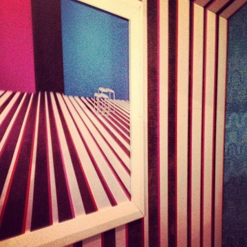 #Bolon/Missoni collaboration at #designjunction (Taken with Instagram)