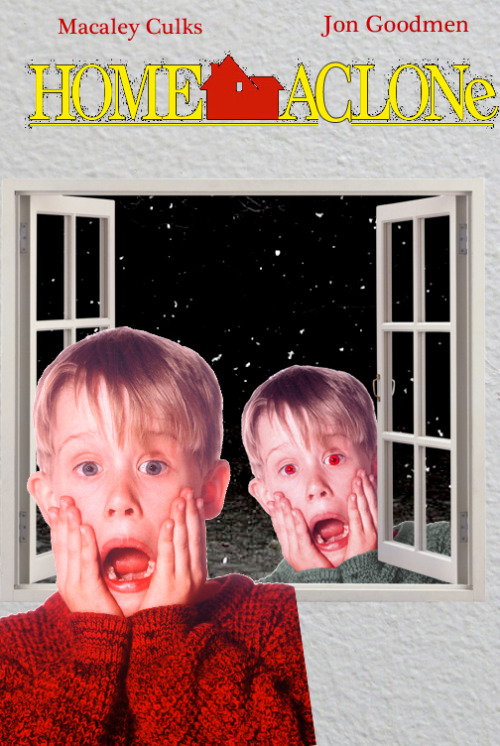 "Best Movies of History: ""Home Aclone""In which Macaulay Culkin defends his home from his own evil clone (Kieran Culkin). Being each others perfect equal the battle rages for all eternity."