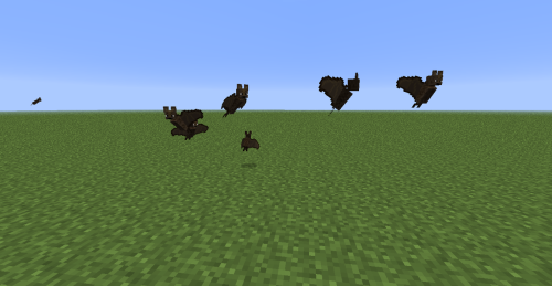 mr335:  Minecraft bats on the new update!