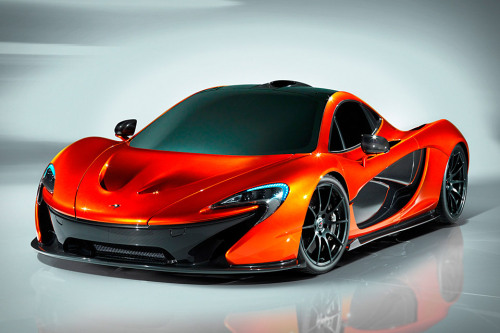 "thebeastfeed:  McLaren P1 When is a car even more nebulous than a concept? When it's a ""design study"". The McLaren P1 is a perfect example. While the design of the final product is sure to be close to what we're viewing here — and that's certainly a good thing — the specs are shrouded in mystery. All we're promised is ""the best driver's car in the world on the road and track"", which we hope is good enough for anyone ponying up the cash for this beast when it goes on sale in the next year."