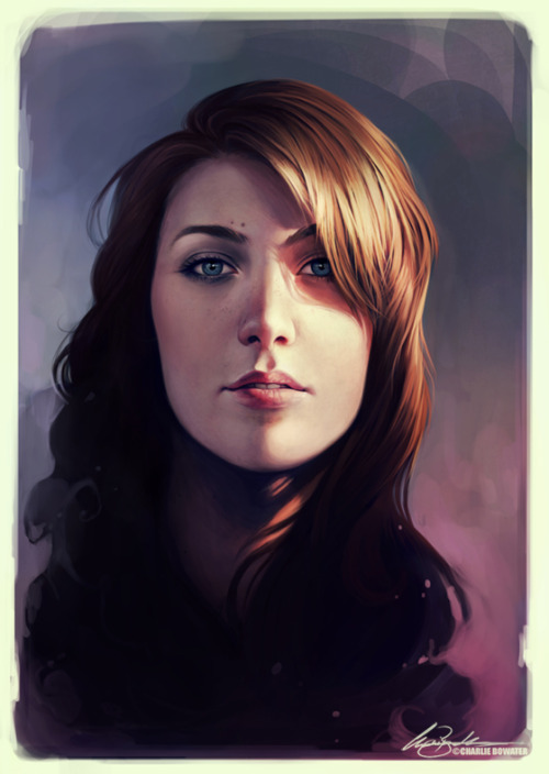 The art of Charlie Bowater
